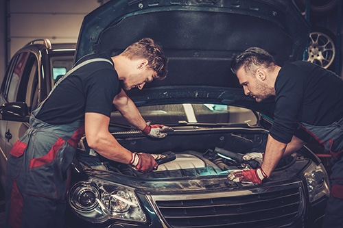 Engine Repair and Maintenance